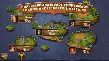 Screenshot of Kingdoms & Lords