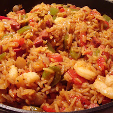 Big Fun on the Bayou Jambalaya