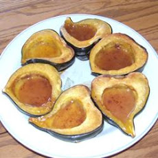 Honey-Spice Acorn Squash