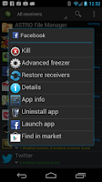 Screenshot of ROM Toolbox Pro