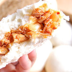 Spicy Turkey Steamed Buns