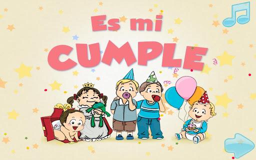 スペイン語で私の最初の書籍 - 私の誕生日