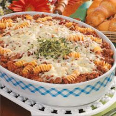 Cheesy Beef Spirals