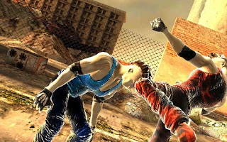 Screenshot of Unreal Fighter