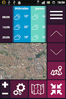 Screenshot of Travel Guide of Avila