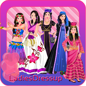 Game WORLD FASHION TRIP - GIRL GAME APK for Windows Phone