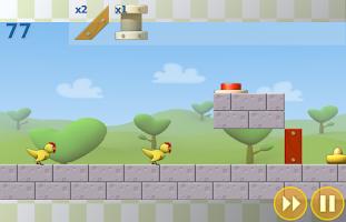 Screenshot of Egg Savior