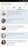 Screenshot of Facebook Pages Manager