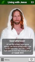 Screenshot of Living with Jesus