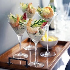 Prawn & Fennel Cocktail