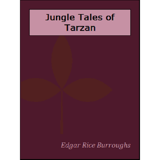 Jungle Tales of Tarzan 書籍 App LOGO-硬是要APP