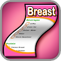 Breast Cancer Grocery List icon