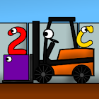 Kids Trucks: Preschool Free icon