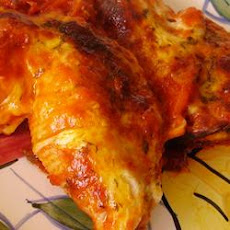 Cara's Creamy Stuffed Shells