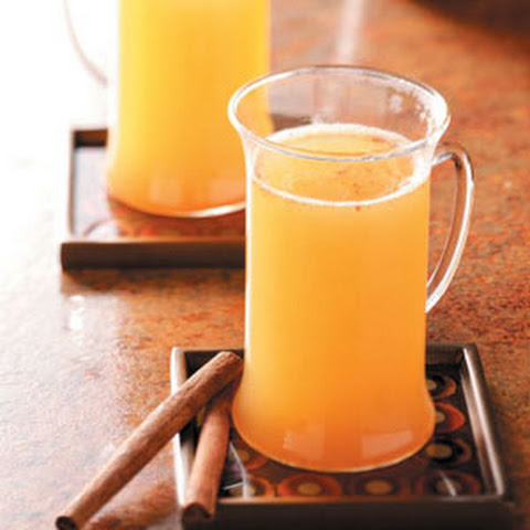 Hot Spiced Cider Recipe