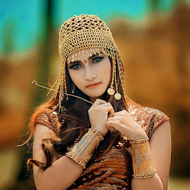 arabian girl by Sultan Ndie - Digital Art People