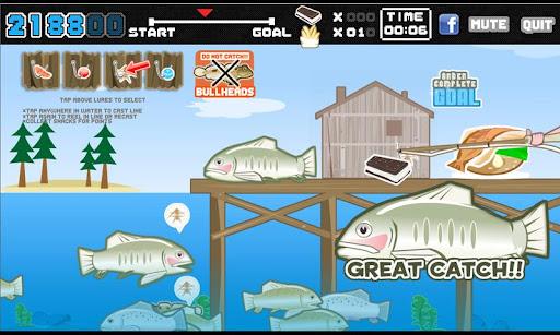 魚和服務:NW鱒魚