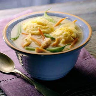 Chicken 'n' Dumpling Soup