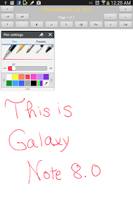 S Pen Planner- screenshot thumbnail