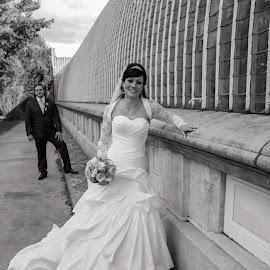 by Lukas Fox - Wedding Bride