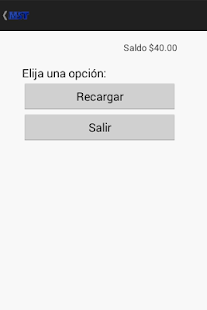 Recargas MST - screenshot