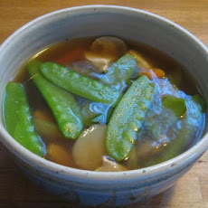 Oriental Vegetable Soup