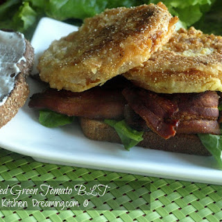 Fried Green Tomato Blt Recipes
