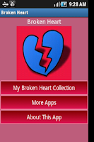 Screenshot of My Broken Heart Collection