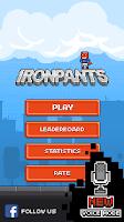 Screenshot of Ironpants
