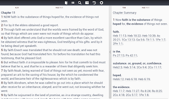 Screenshot of Cadre Bible - Bible Study App