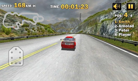 Car Driver : Speed Highway - screenshot