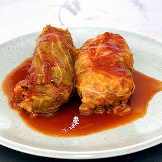 Alex Mom's Stuffed Cabbage