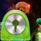 GO Locker Theme Cosmos APK for Bluestacks