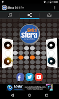 Screenshot of Sfera 94.1 fm
