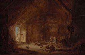RIJKS: Isaac van Ostade: painting 1642