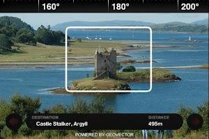 Screenshot of Welcome to Scotland Guide