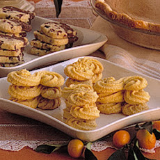 Orange-Cornmeal Cookies
