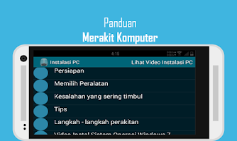Screenshot of Belajar Hardware Komputer