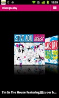 Screenshot of Steve Aoki