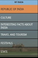 Screenshot of Amazing India(All About India)