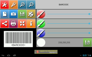 Screenshot of Code39
