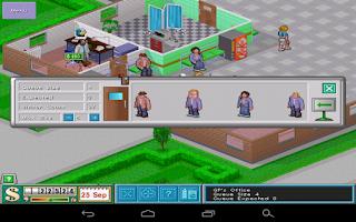 Screenshot of CorsixTH