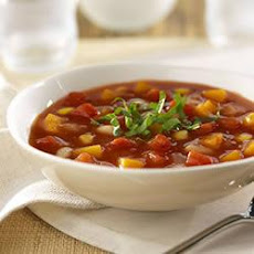 Fragrant Autumn Vegetable Soup