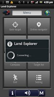 Screenshot of Land Explorer