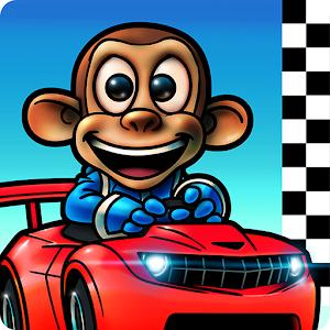 Cover art Monkey Racing