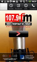 Screenshot of Radio l'Hospitalet de l'Infant