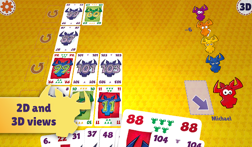 6 Takes! - screenshot