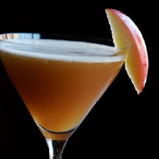 Ruby Chai Appletini