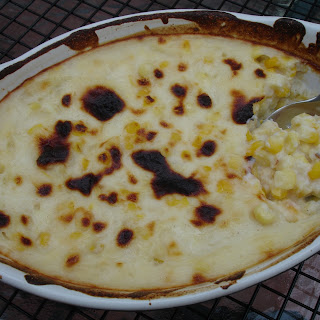 Baked Corn Au Gratin Recipes