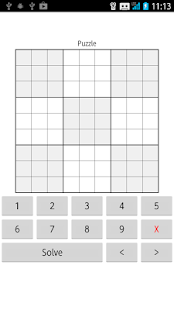 Sudoku Solver Multi Solutions - screenshot